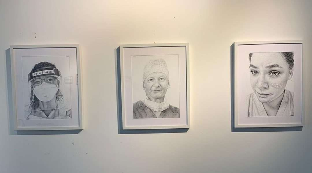 New Exhibition – Ray of Hope