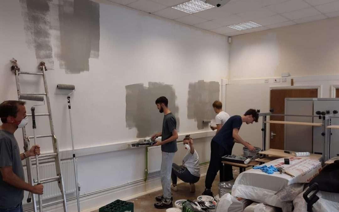 An update on Payne Street Studios